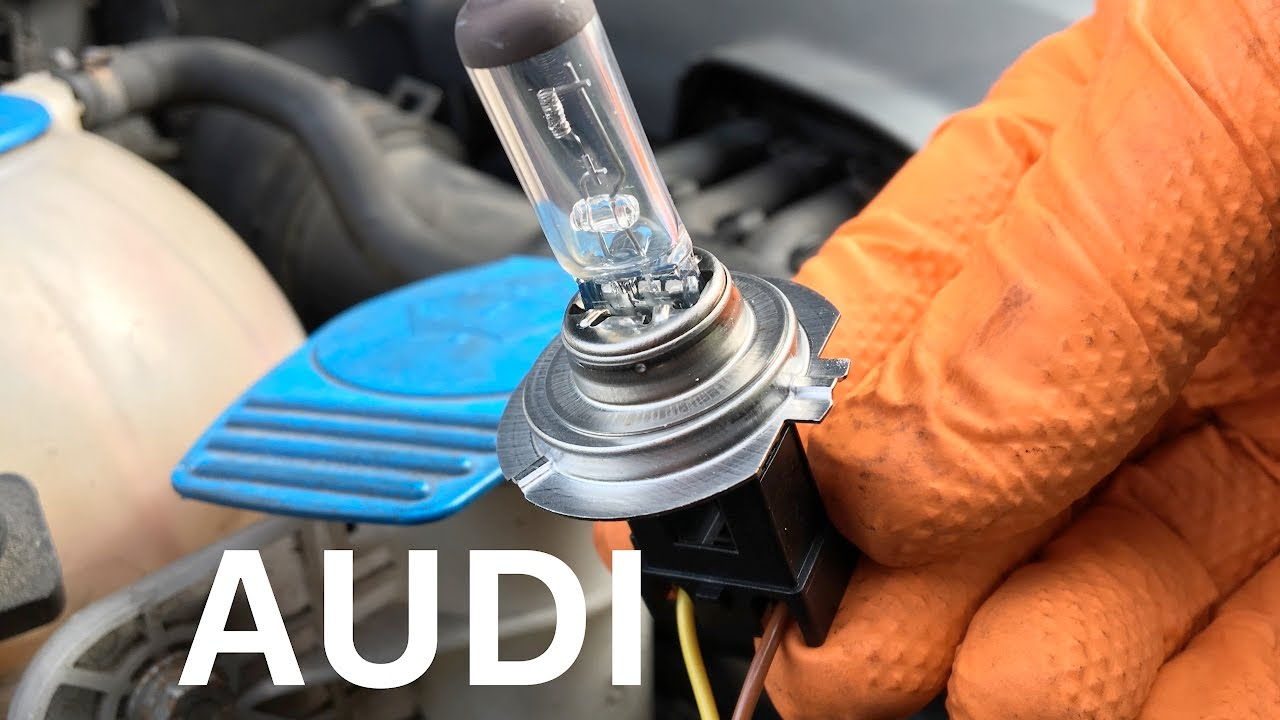 Audi a6 c7 headlight bulb replacement cutting large floor tiles