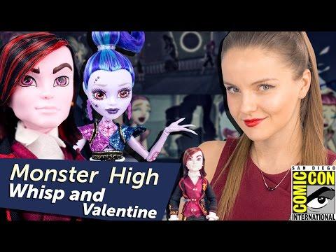 Kieran Valentine And Djinni Whisp Grant (Киеран Валентин и Джинни Висп Грант) Эксклюзив Comic Con