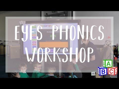 EYFS Phonics Workshop
