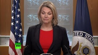 Госдеп: Россия должна вывести войска из Абхазии и Южной Осетии