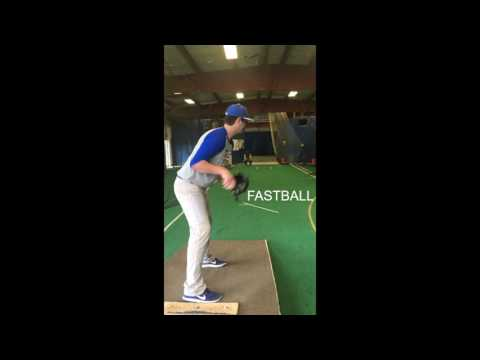 GameTime Recruiting's Christian Monroe Pitching