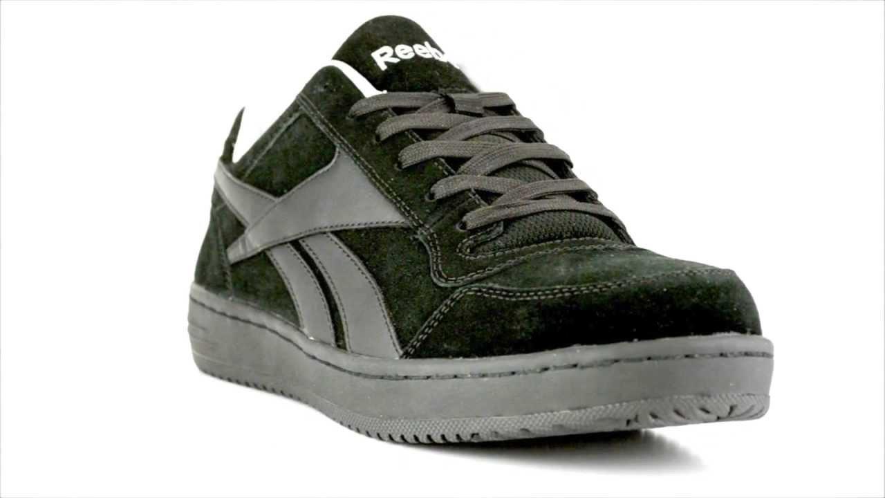 Men s Reebok RB1910 Steel Toe Wedge Sole Work Shoe   Steel-Toe-Shoes ... d8700a0f7