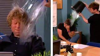 ALS Ice Bucket Challenge With Daniel Radcliffe! - The Last Leg
