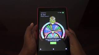 Amazon Fire HD 8 ( (7th Generation) Tablet Unboxing and Review