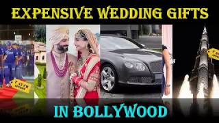expensive weeding gifts in bollywood video hd