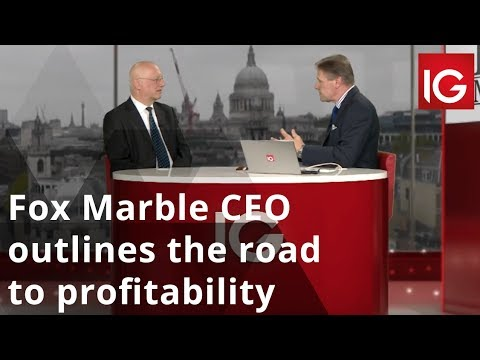Fox Marble CEO outlines the road to profitability