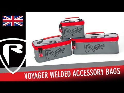 ***FOX RAGE TV*** VOYAGER WELDED ACCESSORY BAGS