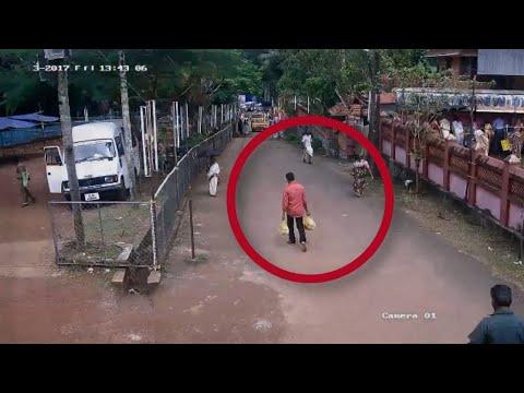 5 Extraños Sucesos captados en videos que seguro te darán Miedo
