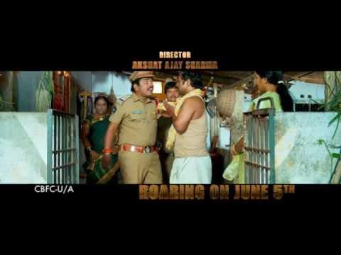 Singham123 Movie Dialogue Trailer - Sampoornesh Babu | Vishnu Manchu