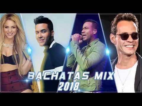 Prince RoyceMarc Anthony Bachat Shakira Romeo Santos Nuevo 2019 MIX - bachaTAS 2019 ROMANTICAS