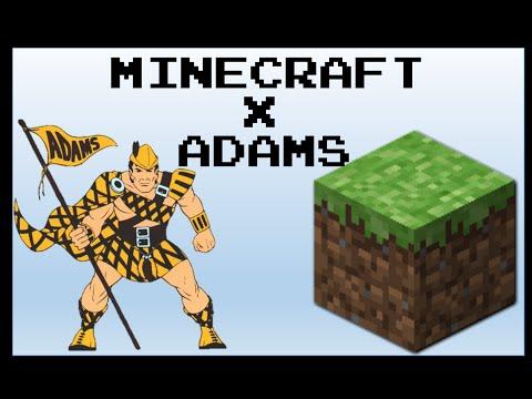 Rochester Adams High School in Minecraft!