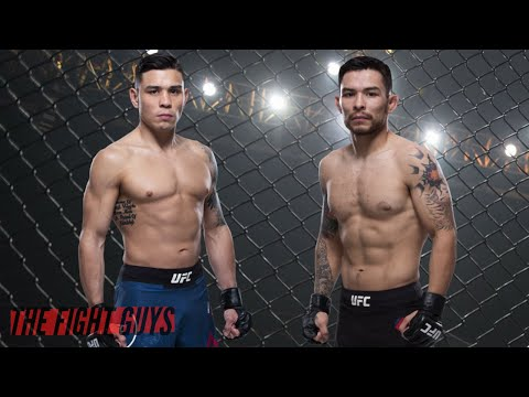 UFC Fight Night 171 - Ricky Simon Vs. Ray Borg - Odds And Predictions