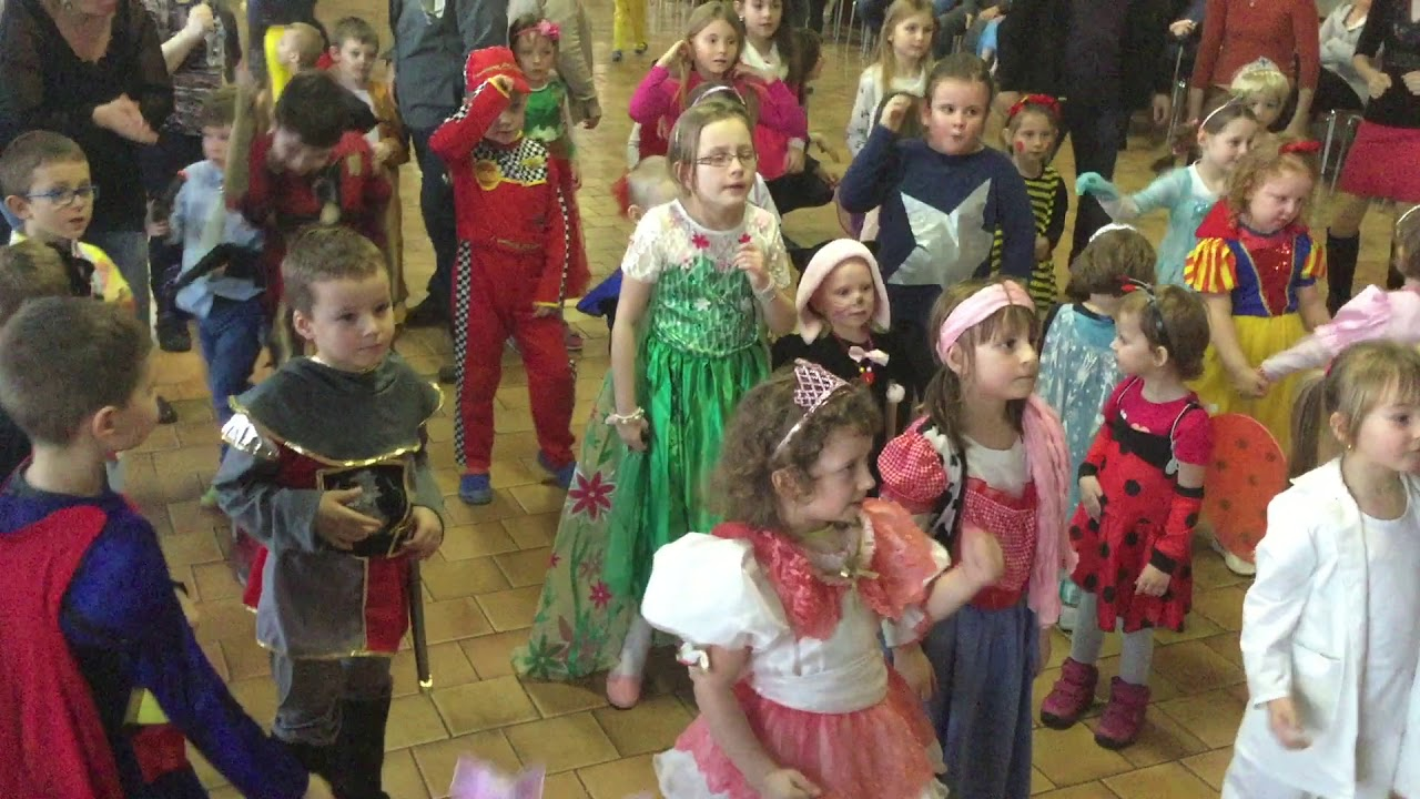 Materska školka Karneval 2017 | Emma Timea