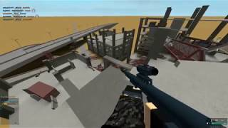 Sniper (Roblox Phantom Forces) EP 1