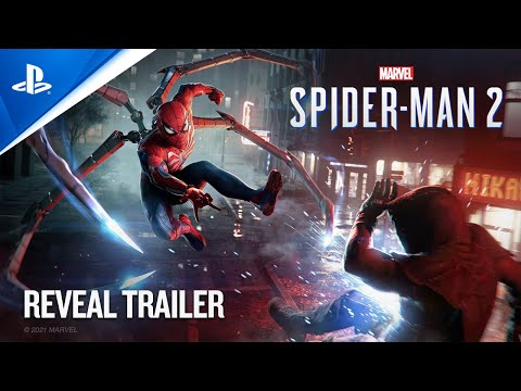 Marvel's Spider-Man 2 - PlayStation Showcase 2021 Trailer | PS5