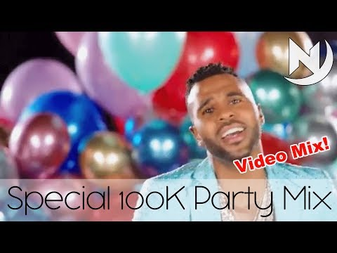 Special Party 100K Mix | Best of 2019 Hip Hop RnB Pop Reggaeton Dancehall Electro & Trap