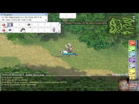 Ragnarok Online Renewal Video Guide: Hunting Coco And Elder Willows