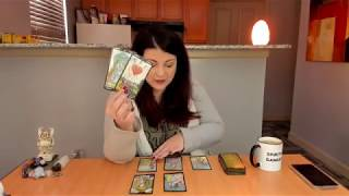 Taurus, Life On Your Terms. February 2019 Tarot and Astrology Reading