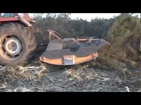 Demostración De La Desbrozadora Forestal R5 - Tmc Cancela thumbnail