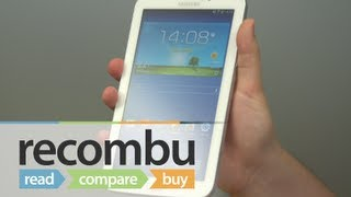 Samsung Galaxy Tab 3 7.0 review: In-depth