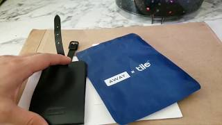 AWAY x Tile Luggage Tag Review