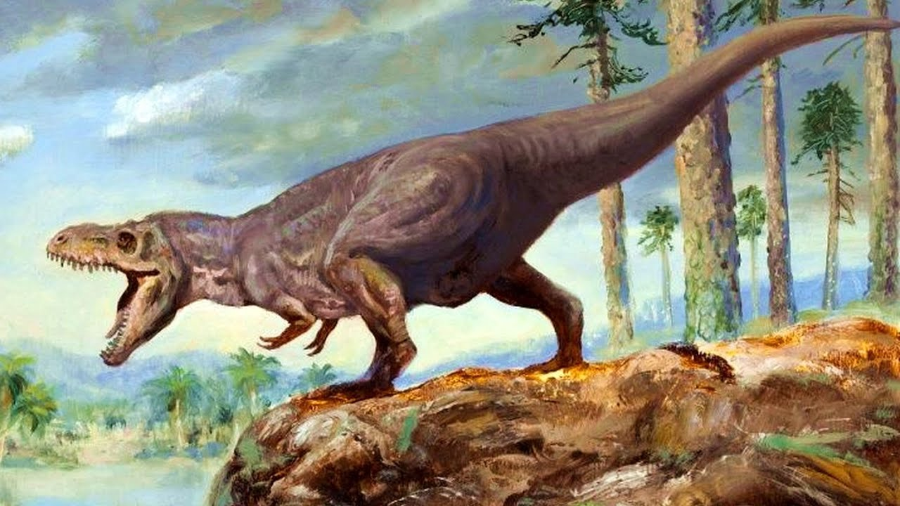 Тираннозавр Рекс (рассказывает палеонтолог Ярослав Попов)