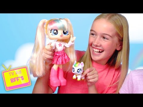 Best Furry Friends - Bestie Deluxe Pack and Handbag Surprize TV Commercial | Cute Toys for Kids