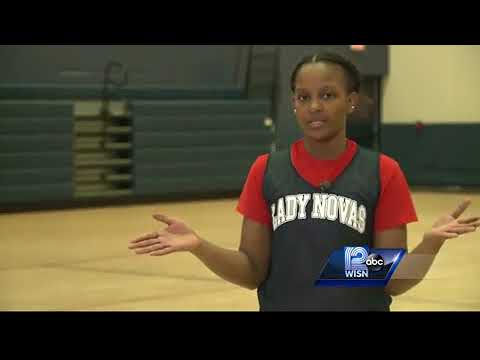 Milwaukee high school basketball player leads nation in scoring