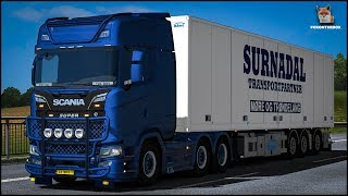 Reworked Scania Next Gen R and S | Euro Truck Simulator 2 (ETS2 1.30)