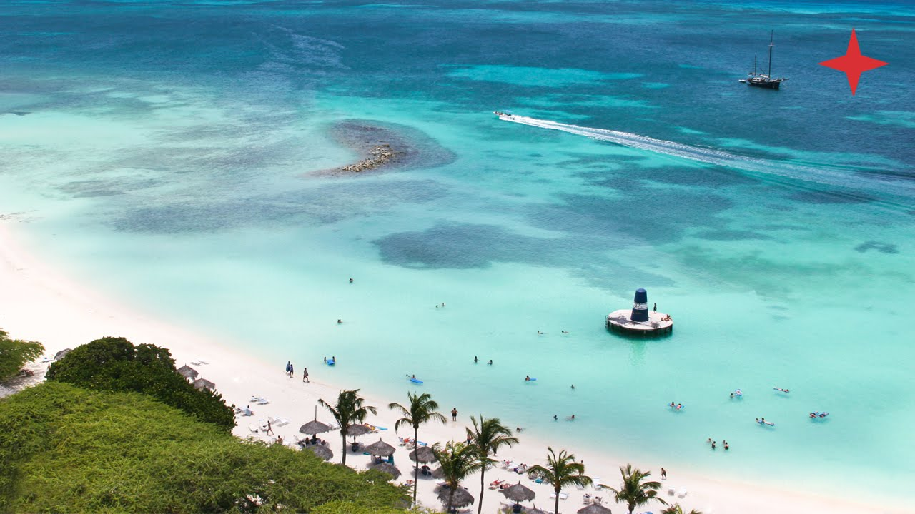 Aruba Beaches: The Best Caribbean Beaches - YouTube