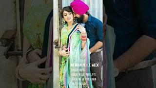 Latest Punjabi whatsapp status videos full screen | teeje week