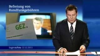 Rundfunkgebühr und GEZ