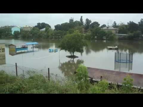 Наводнение Покровка