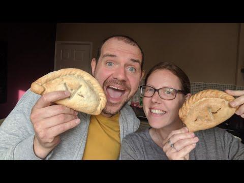 Morrisons Vegan Cornish Pasty