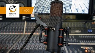 Testing The New Antelope Audio Edge Go USB Microphone With Built In Emulations