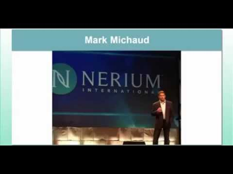Nerium Webinar - Mark Michaud from Maine