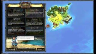 Therian Saga #1 Wyspa Nadziei