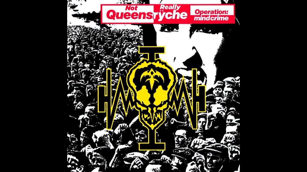 Queensryche Operation Mindcrime 2 Queensrÿche - Ope...