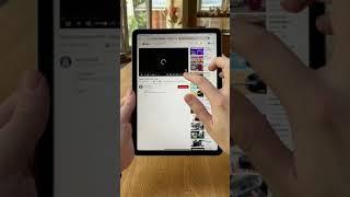 Картинка в картинке для ipad