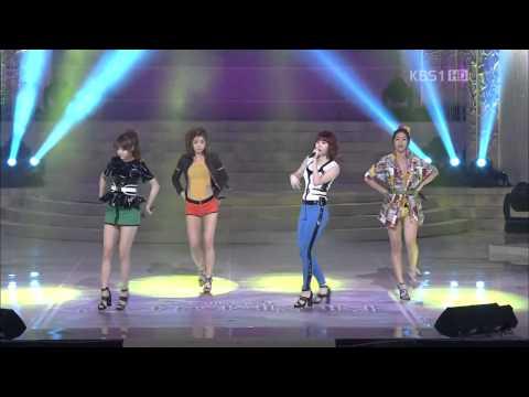 121024 Girl's Day - Oh My God @3rd Arts Awards