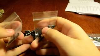 обзор посылки с лего брикармс