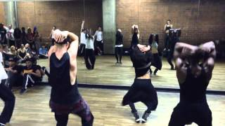 BEYONCE PARTITION CHOREOGRAPHY- BOBBY NEWBERRY