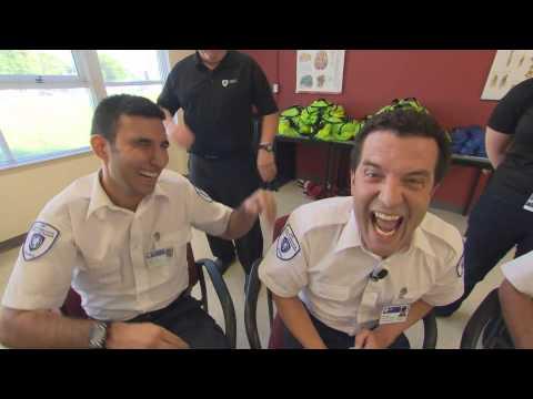RMR: Rick At The Paramedic Academy