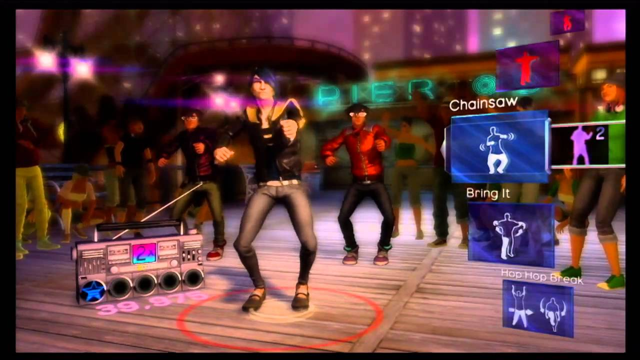 Just Dance Game For Xbox 360 : Dance central xbox 360 kinect gameplay video youtube
