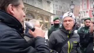 Linker Schattenmann Tobias Bezler alias Robert Andreasch