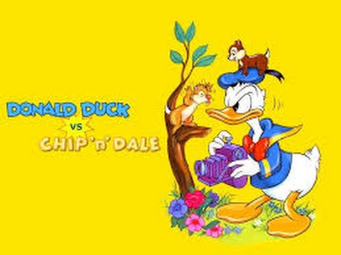 Chip and Dale & Donald Duck  2019 Compilation Full Cartoons