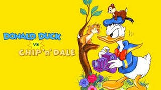 Donald Duck Full Cartoons Episodes Compilation Chip and Dale & Donald Duck