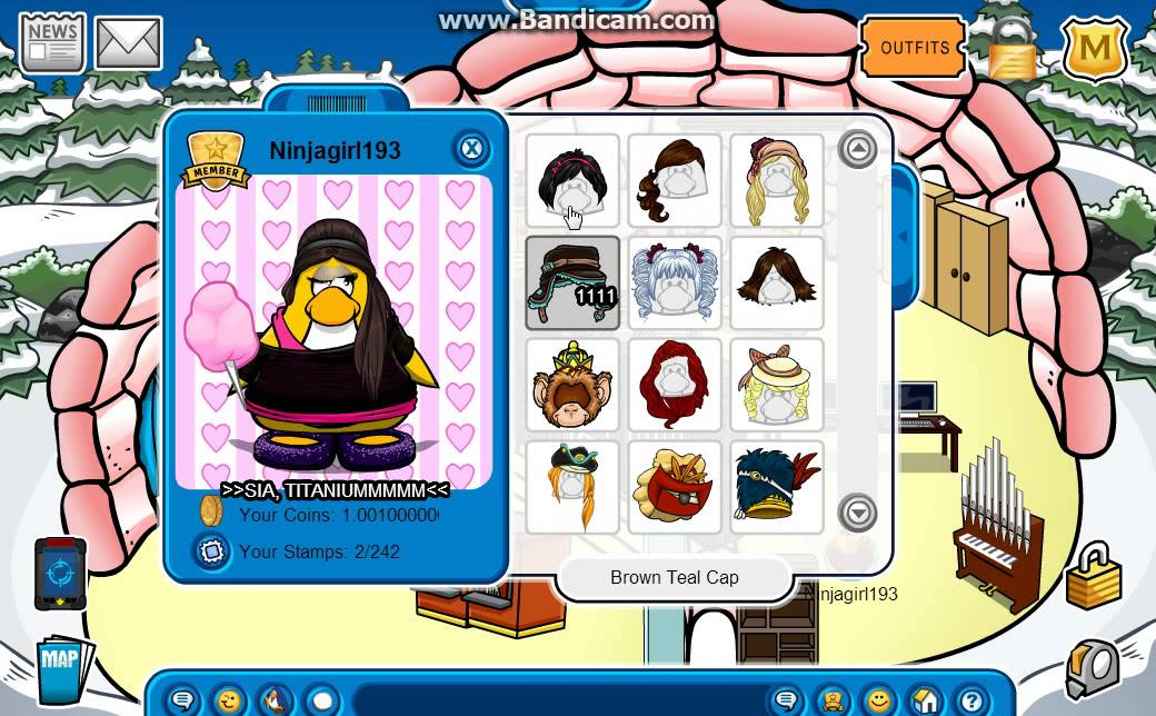 30+ Club Penguin Codes Blue Hairstyles - Hairstyles Ideas