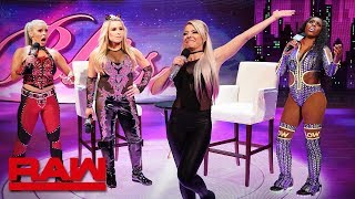 Alexa Bliss reveals the Women's Money in the Bank Ladder Match participants: Raw, April 29, 2019