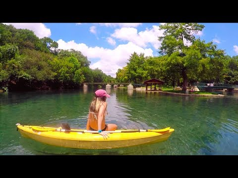 NEW BRAUNFELS TEXAS 2017 | GOPRO